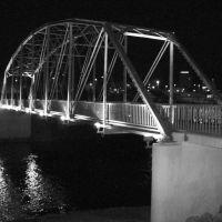 ped bridge, Андерсон