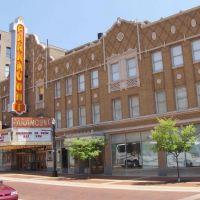 Paramount Theatre Centre, GLCT, Андерсон