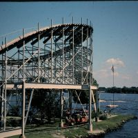 Hoosier Hurricane, Lake Shafer, Indiana Beach, Monticello, Indiana, Брук