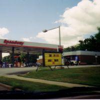 Danville Speedway 1999, Брук