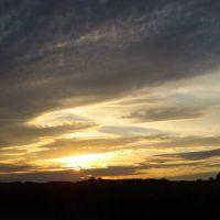 Sunset, Галвестон