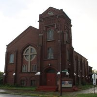 Now a Missionary Baptist Church, Гари