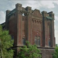 Old Gary Indiana performing arts building, Гари