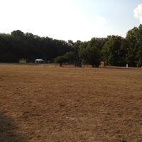 Sports field., Гарретт