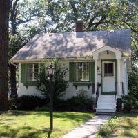 Grandmas Old House, Гриффит