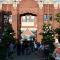 Main Entrance - Bosse Field, Евансвилл
