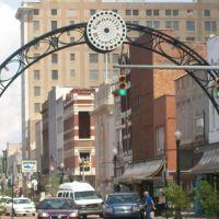 Main Street--Evansville, Евансвилл
