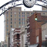 Main Street Gateway, E-town, Евансвилл