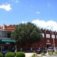 YMCA building, Евансвилл