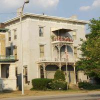 Southeast Riverside Drive, between Oak Street and Cherry Street, GLCT, Евансвилл