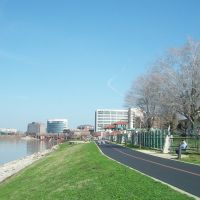 Evansville Riverfront, Евансвилл