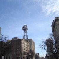 radio tower, Евансвилл