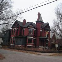 river house, Евансвилл