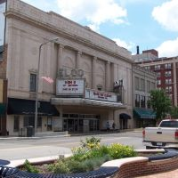Elco Theater, Elkhart, Indiana, July 2009, Елкхарт