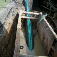 CSO 14 Phase II HDPE Installation, Елкхарт