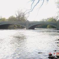 Puente Elkhart Indiana, Елкхарт