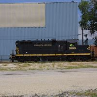 Elkhart & Western RR #1000, Елкхарт