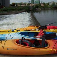 Kayak Trip Elkhart River, Елкхарт