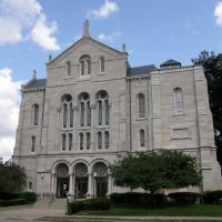 Roberts Park Methodist Church, Indianapolis, Indiana, Индианаполис