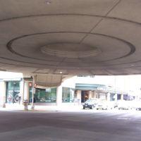 Under of Indianapolis Artsgarden, Индианаполис