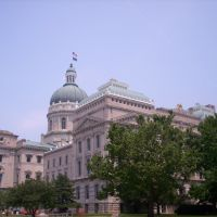 Indianapolis, State House, Индианаполис
