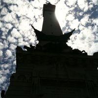 Monument Circle, Индианаполис