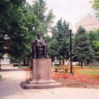 Abraham Lincoln Monument, Индианаполис