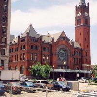 Indianapolis Union Station, Индианаполис