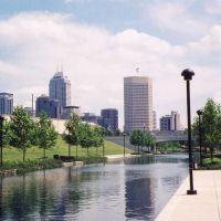 Indianapolis Canal Walk, Индианаполис