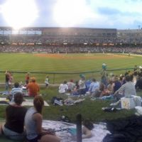 Indianapolis Indians Baseball Game, Индианаполис