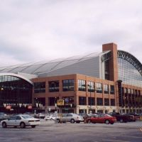 Conseco Fieldhouse, Индианаполис