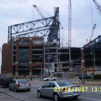 Lucas Oil Stadium, Индианаполис