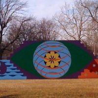 Lincoln Park Mural, Колумбус