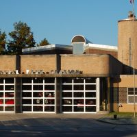 fire station, Колумбус
