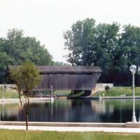 Brownsville Covered Bridge, Колумбус