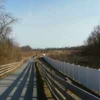 Erie Lackawana Rail Trail, Краун Поинт