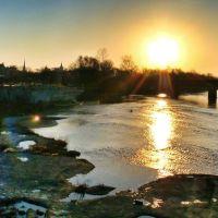 Wabash Sunrise, Логанспорт