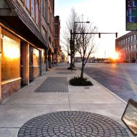 Broadway Sunrise, Логанспорт
