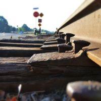 Rail Spikes, Логанспорт