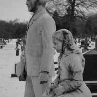 Grave Statues at Anderson IN West Maplewood cemetary, Мадисон