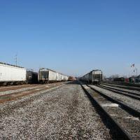 Railroad Junction, Мадисон
