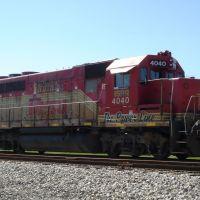 Indiana Southern 4040, Меридиан Хиллс