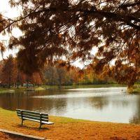 Krannert Park in Autumn, Меридиан Хиллс