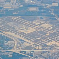 Indianapolis International Airport, Меридиан Хиллс