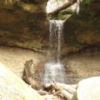 Falls in Boulder Canyon, Меридиан Хиллс