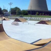 Michigan City Skatepark, Мичиган-Сити