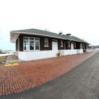 Michigan City Railroad Station, Мичиган-Сити