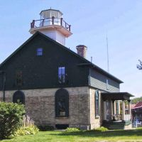 Michigan City Old Lighthouse Museum, GLCT, Мичиган-Сити