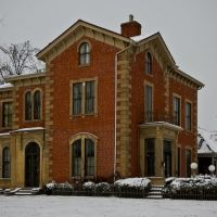 Patrick Hess House, Нью-Олбани