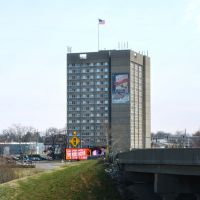 500 Riverview Towers, New Albany, Indiana, Олбани